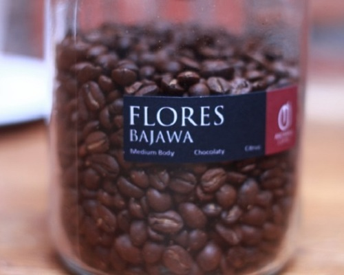 Image result for biji kopi Flores Bajawa