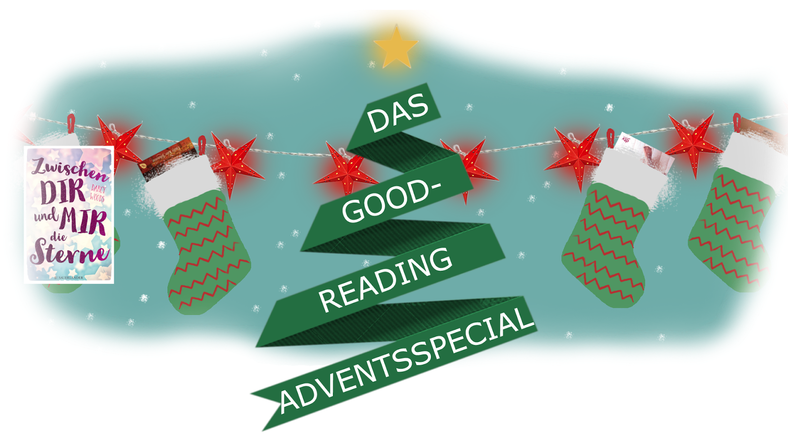 Goodreading Adventsgewinnspiel 2016 1 Advent