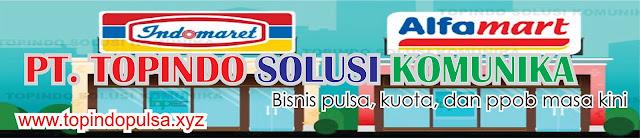 Daftar MD Master Dealer Pulsa Murah Topindo Solusi Komunika