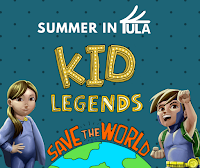 Sign up for Kid Legends here!