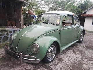 Dijual VW Kodok belo'65