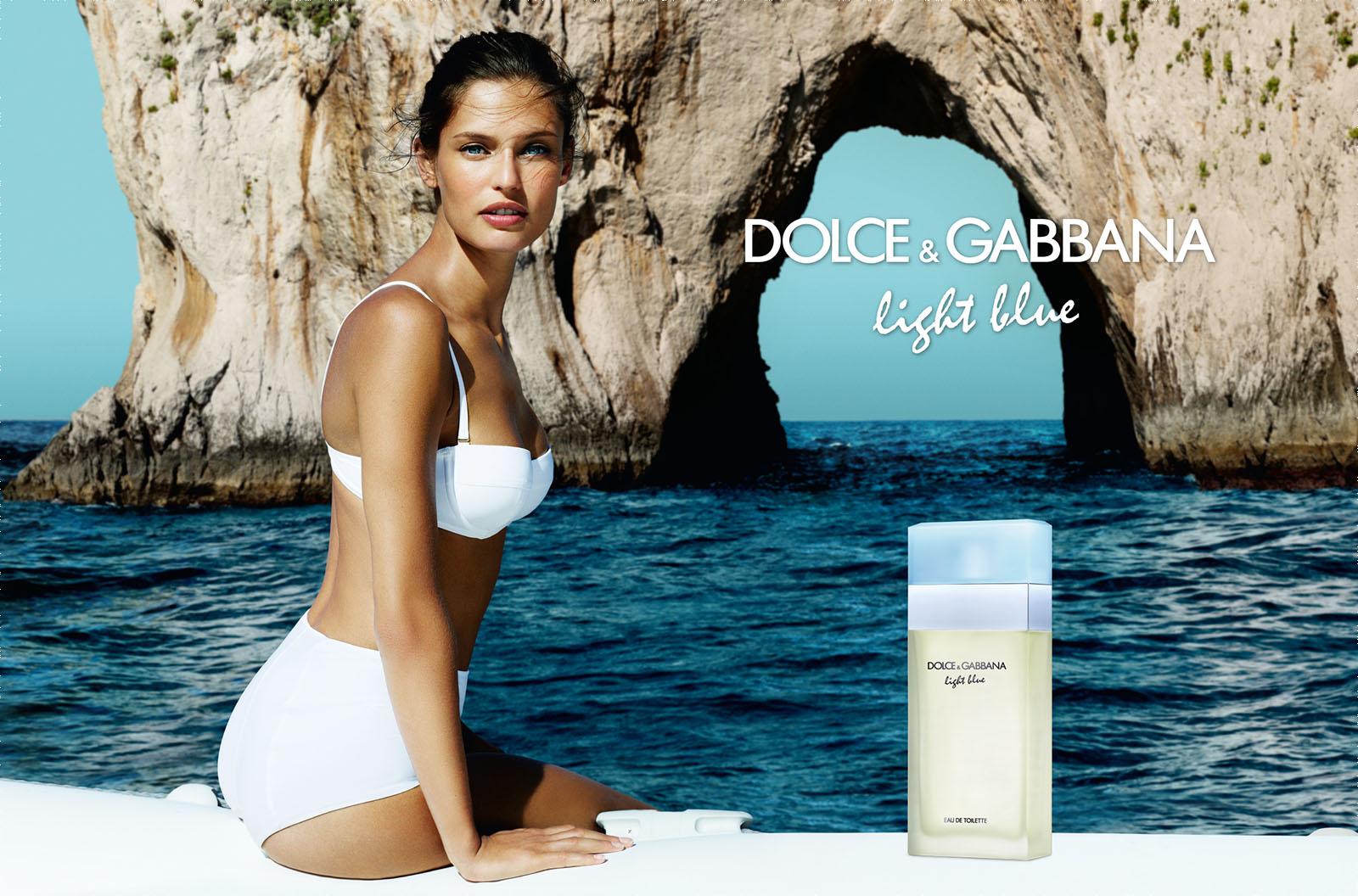 David Gandy Amp Bianca Balti For The Mediterranean Love