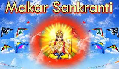 Happy makar sankranti Hindi Images in Hd