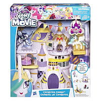 My Little Pony FiM Collection Canterlot Castle with Princess Celestia and Storm King