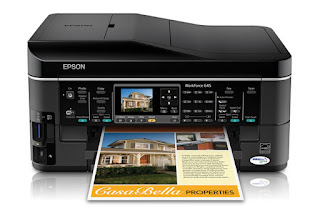 Download Driver Epson Workforce 645