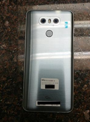 New LG G6 Live Images