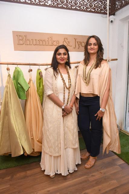 1. Bhumika & Jyoti