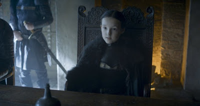 Crítica: Juego de Tronos 6x07 The Broken Man - Lyanna Mormont