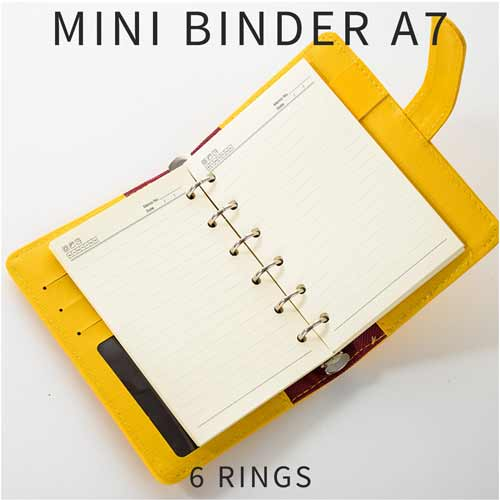kertas binder 6 ring