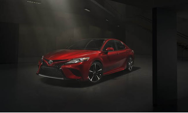 2019 Toyota Camry Release Date in Pakistan