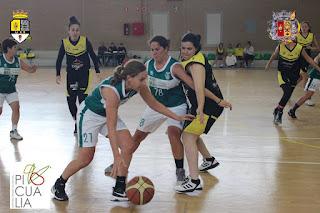 Unión Baloncesto Bailén y CB Toxiria se jugarán el título de la Liga Provincial Femenina