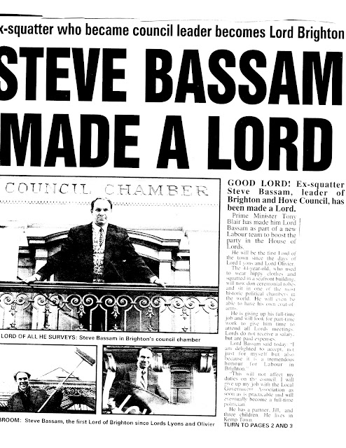 Tony Greenstein Blog: Tony Greenstein's Blog: The Noble Sayings Of Lord Bassam