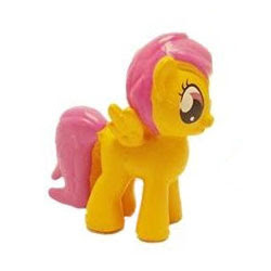 My Little Pony Busy Book Figure Scootaloo Figure by Phidal