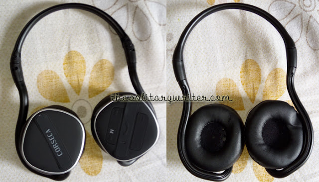 Corseca DM5810BT Bluetooth Stereo Headset Review