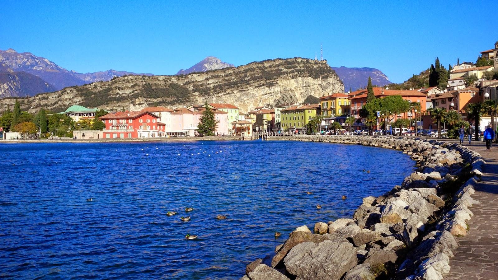 Torbole on Lake Garda