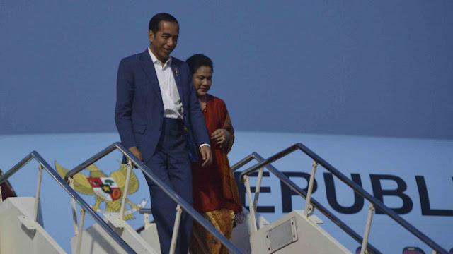 Fadli Ingatkan Jokowi Tak Boleh Pakai Pesawat Kepresidenan