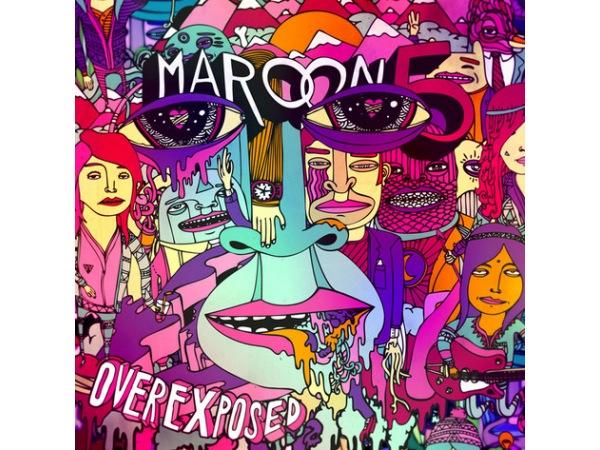 A2 media studies: Maroon 5's Album cover
