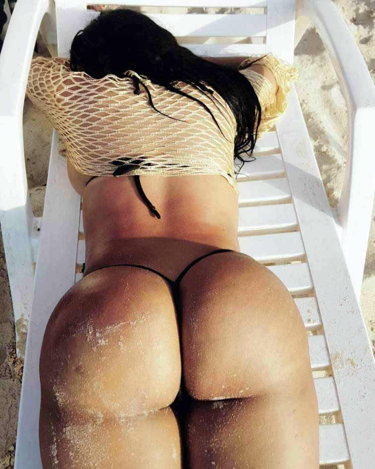 nice ass hard nips