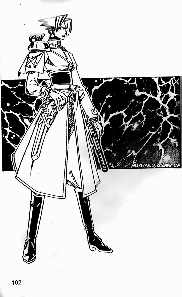 Shaman King [Vua pháp thuật] chap 122 trang 2