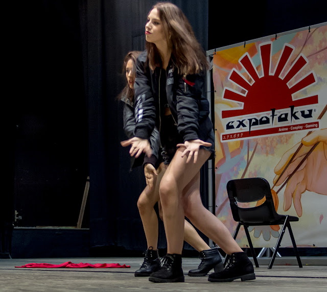Expotaku Zaragoza 2017 - Gaudiramone - Dance