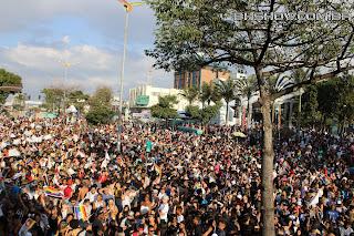 IMG 9938 - 13ª Parada do Orgulho LGBT Contagem reuniu milhares de pessoas