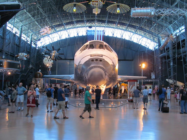 Ohio Valley Spaceport Space Shuttle Discovery