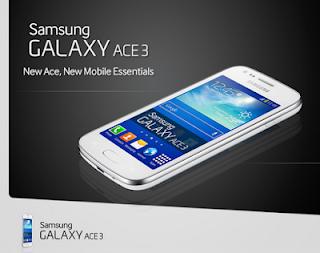 Cara Flash Samsung Galaxy Ace 3 via Odin Dengan Mudah, Tested Sukses 100%