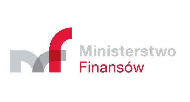 Logo Ministerstwa Finansów]