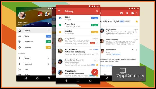 Cara Membuat Email Baru di HP Android Samsung Galaxy
