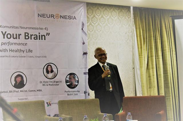 neuronesia moderator vivid f argarini otak neurosains