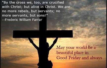 Festivals In World: Happy Good Friday Wallpaper 2017 Free Download For Mobile In HD