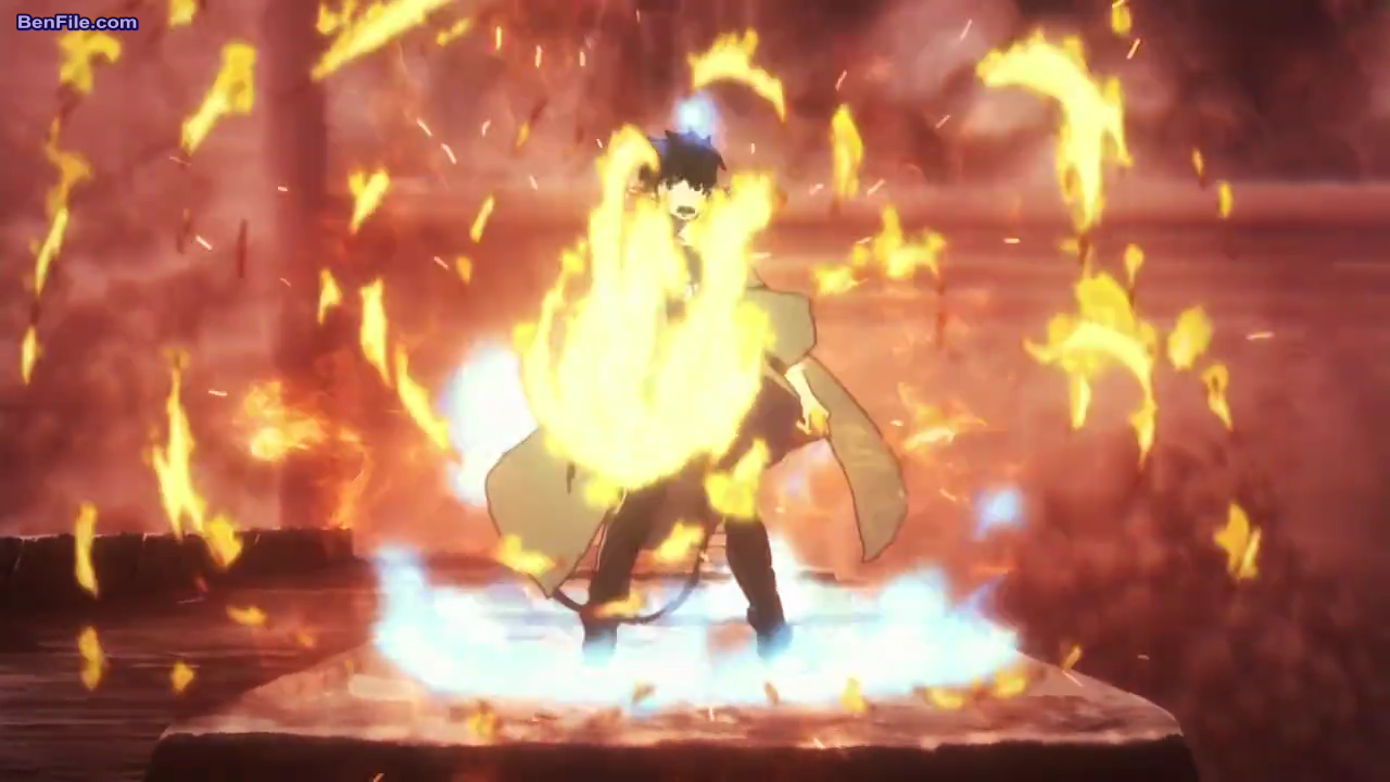 Ao no Exorcist: Kyoto Fujouou-hen Episode 11 Subtitle Indonesia