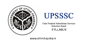 UP Revenue Inspector Syllabus
