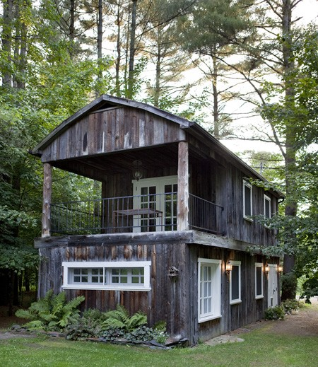 Small Guest Cottage: Chic Coles: Traditional Cottages For Guests
