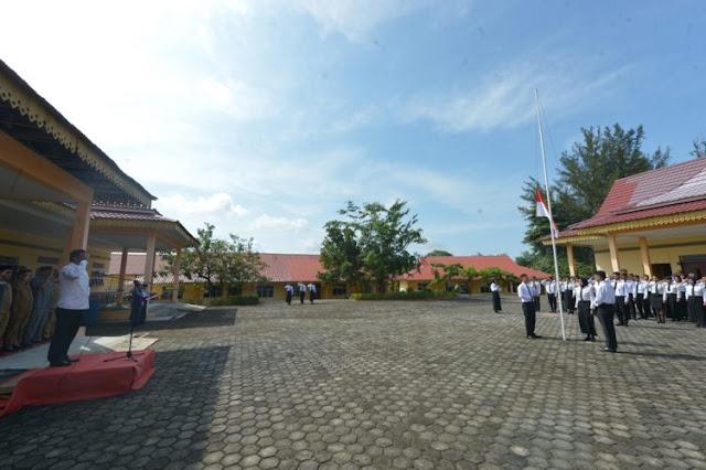 Gubernur Kepri Irup Pada Pembukaan Ajaran Barudi  Bintan Tourism Institute