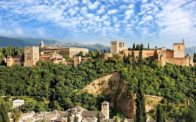 alugar um carro em Granada