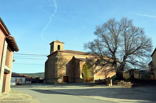 alobras-teruel-iglesia-parroquial-olmo-plaza
