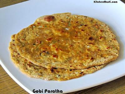 Gobi+paratha