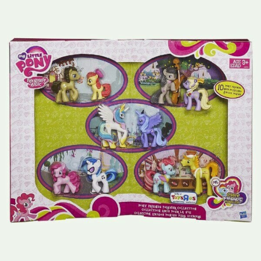Equestria Daily Mlp Stuff Pony Friends Forever