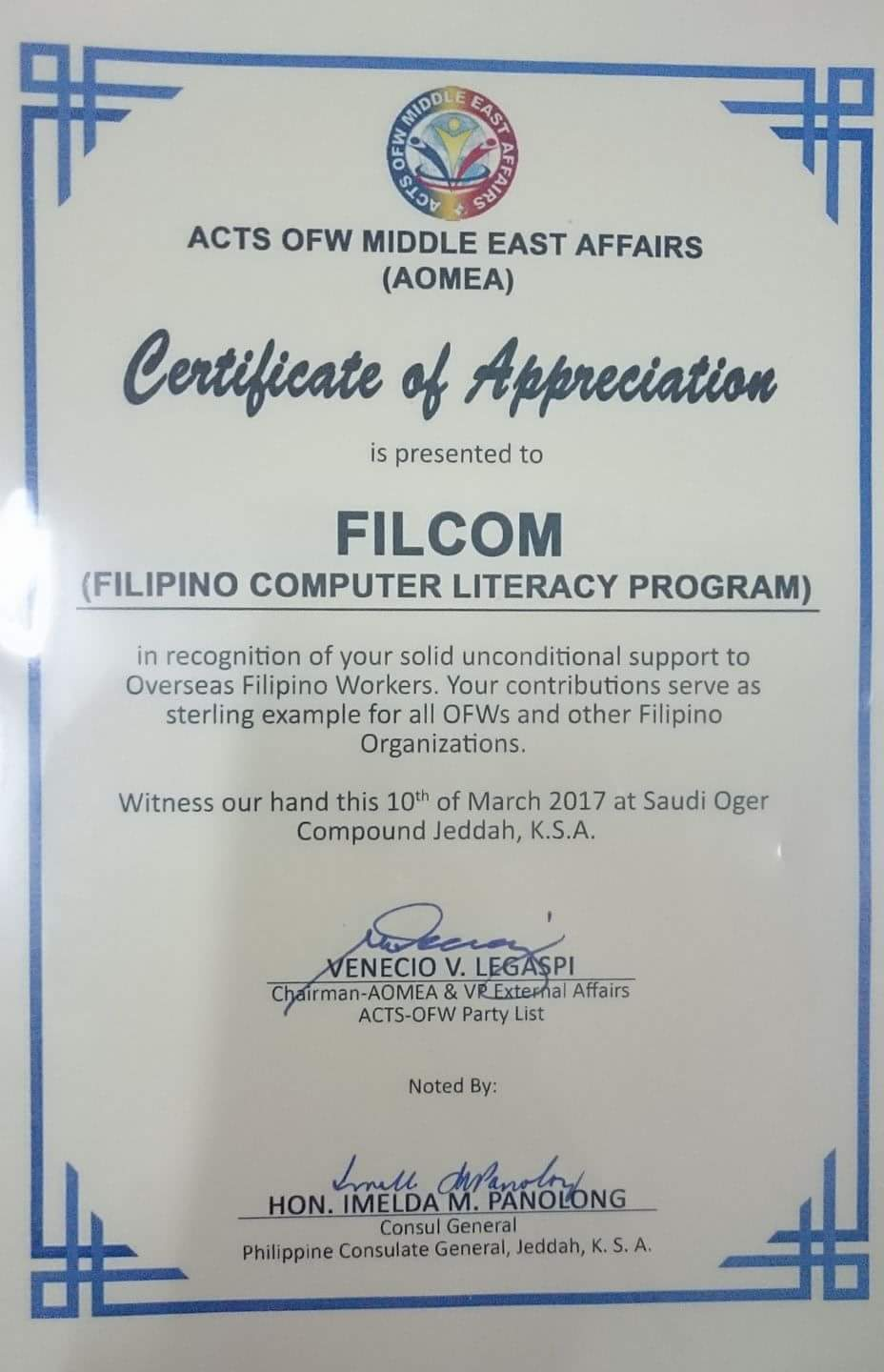 Filipino computer literacy program filcom skills training is modular and practical in approach yadclub Gallery