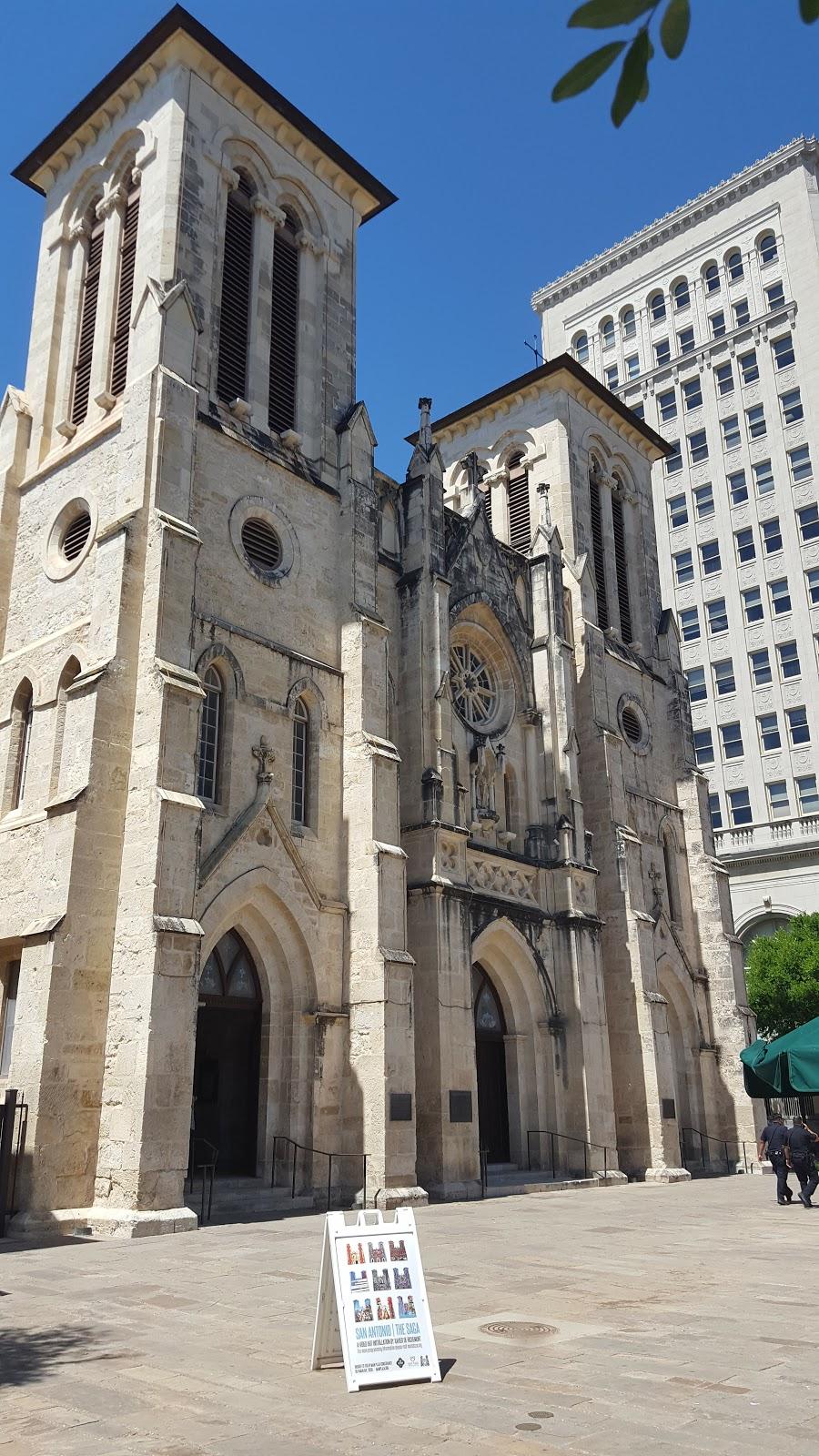 Helgeson S Hikes San Fernando Cathedral San Antonio Tx