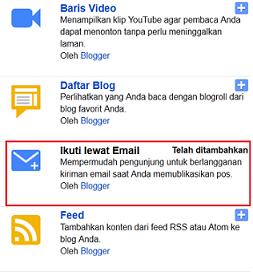 Cara Mengikuti Website atau Blog Favorit Tanpa Harus Melakukan Bookmark (Ctrl d)
