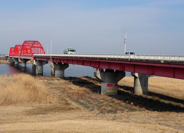 利根川 神崎大橋