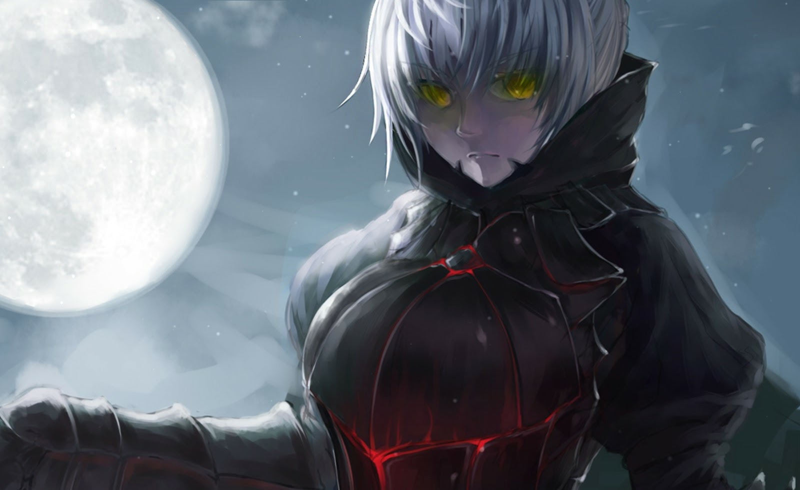 wallpaper engine anime Saber Alter Fate Stay Night free ...