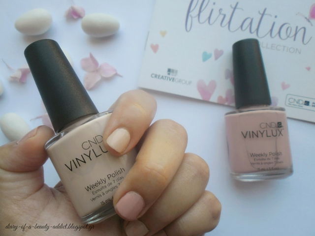 CND Flirtation Collection Skin Tease