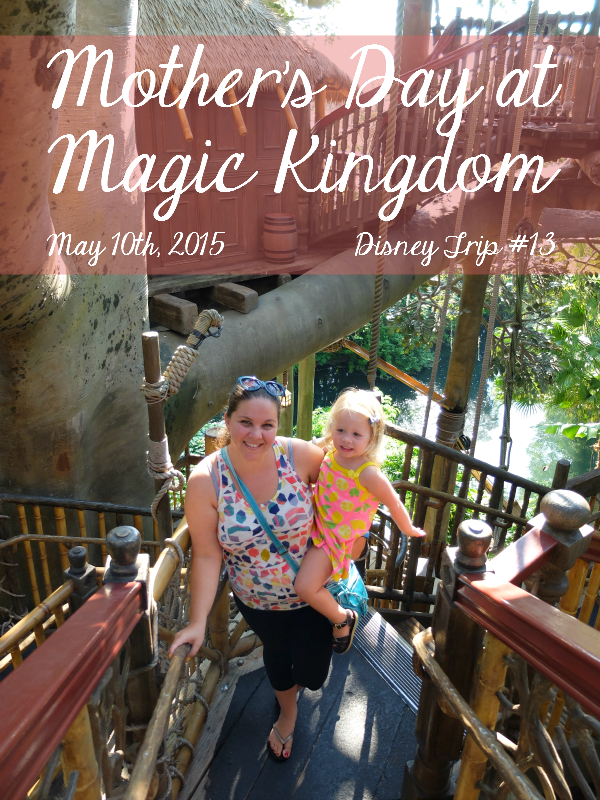 Sweet Turtle Soup: Disney Trip #13 - Magic Kingdom Mother's Day