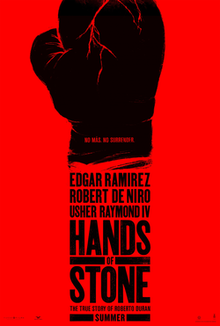 Hands Of Stone Poster Film