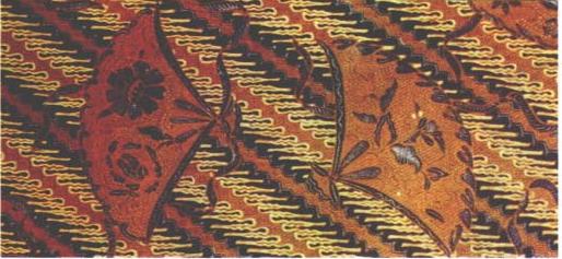 Batik Motif Parang Curigo, Ceplok Kepet