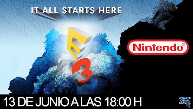 E3 2017 CONFERENCIA NINTENDO DIRECT