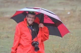 Fotografo : Fiz Fiz bajo la lluvia en Villabalter